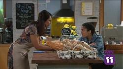 Dipi Rebecchi, Yashvi Rebecchi in Neighbours Episode 7681