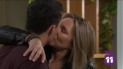 Jack Callaghan, Steph Scully in Neighbours Episode 7681