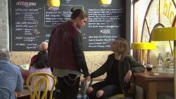 Tyler Brennan, Piper Willis in Neighbours Episode 7682