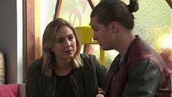 Piper Willis, Tyler Brennan in Neighbours Episode 7682