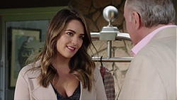 Paige Novak, Hamish Roche in Neighbours Episode 7682