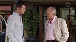 Mark Brennan, Hamish Roche in Neighbours Episode 7682