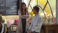 Paige Smith, Mark Brennan in Neighbours Episode 7682