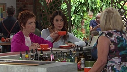 Susan Kennedy, Elly Conway, Sheila Canning in Neighbours Episode 7683