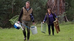 Gary Canning, Terese Willis in Neighbours Episode 7683
