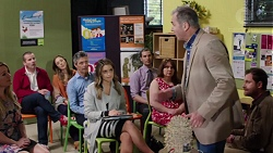 Toadie Rebecchi, Sonya Mitchell, Paige Novak, Karl Kennedy, Shane Rebecchi in Neighbours Episode 7683
