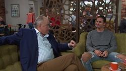 Hamish Roche, Tyler Brennan in Neighbours Episode 7683