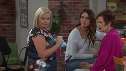 Sheila Canning, Elly Conway, Susan Kennedy in Neighbours Episode 7683