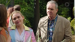 Sonya Mitchell, Xanthe Canning, Karl Kennedy in Neighbours Episode 7683
