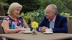 Sheila Canning, Hamish Roche in Neighbours Episode 7683