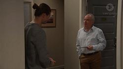 Tyler Brennan, Hamish Roche in Neighbours Episode 7683