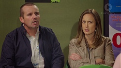 Toadie Rebecchi, Sonya Mitchell in Neighbours Episode 7684