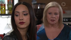 Mishti Sharma, Sheila Canning in Neighbours Episode 7685