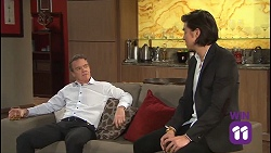 Paul Robinson, Leo Tanaka in Neighbours Episode 7686