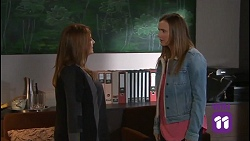 Terese Willis, Amy Williams in Neighbours Episode 7686