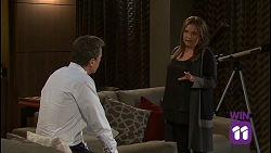 Paul Robinson, Terese Willis in Neighbours Episode 7686