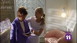 Susan Kennedy, Courtney Grixti in Neighbours Episode 7686