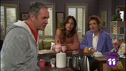Karl Kennedy, Elly Conway, Susan Kennedy in Neighbours Episode 7686