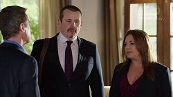 Paul Robinson, Toadie Rebecchi, Terese Willis in Neighbours Episode 7687