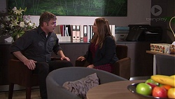 Gary Canning, Terese Willis in Neighbours Episode 7687