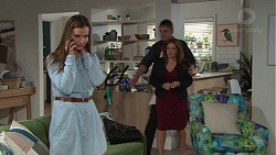 Amy Williams, Gary Canning, Terese Willis in Neighbours Episode 7687