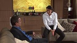 Paul Robinson, Leo Tanaka in Neighbours Episode 7687