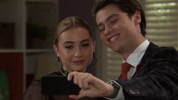 Piper Willis, Ben Kirk in Neighbours Episode 7688