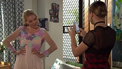 Xanthe Canning, Piper Willis in Neighbours Episode 7688