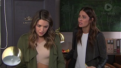 Paige Novak, Elly Conway in Neighbours Episode 7690