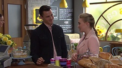 Jack Callaghan, Xanthe Canning in Neighbours Episode 7690