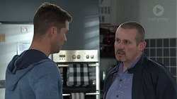 Mark Brennan, Toadie Rebecchi in Neighbours Episode 7690