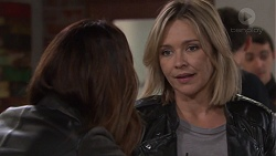 Elly Conway, Steph Scully in Neighbours Episode 7690