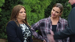 Terese Willis, Amy Williams in Neighbours Episode 7691