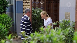 Karl Kennedy, Courtney Grixti in Neighbours Episode 7691