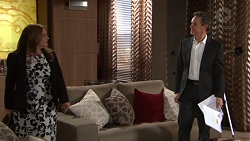 Terese Willis, Paul Robinson in Neighbours Episode 7691