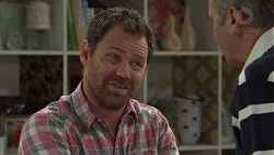 Shane Rebecchi, Karl Kennedy in Neighbours Episode 7691