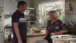 Gary Canning, Sheila Canning in Neighbours Episode 7692