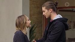 Piper Willis, Tyler Brennan in Neighbours Episode 7692