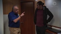 Hamish Roche, Tyler Brennan in Neighbours Episode 7692