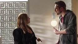 Terese Willis, Wayne Baxter in Neighbours Episode 7692
