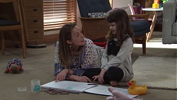 Sonya Mitchell, Nell Rebecchi in Neighbours Episode 7693