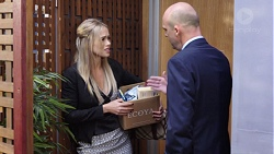 Courtney Grixti, Tim Collins in Neighbours Episode 7693