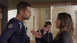 Mark Brennan, Paige Novak in Neighbours Episode 7693