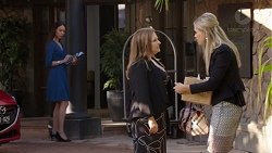 Anna Nguyen, Terese Willis, Courtney Grixti in Neighbours Episode 7693