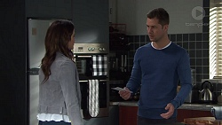 Elly Conway, Mark Brennan in Neighbours Episode 7694