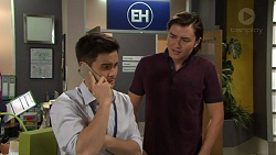 David Tanaka, Leo Tanaka in Neighbours Episode 7695