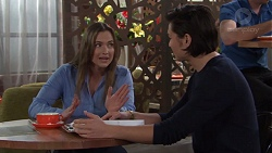 Amy Williams, Leo Tanaka in Neighbours Episode 7695