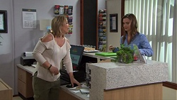 Steph Scully, Amy Williams in Neighbours Episode 7695