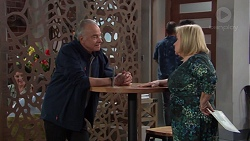 Hamish Roche, Sheila Canning in Neighbours Episode 7696