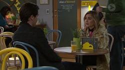Ben Kirk, Piper Willis in Neighbours Episode 7696